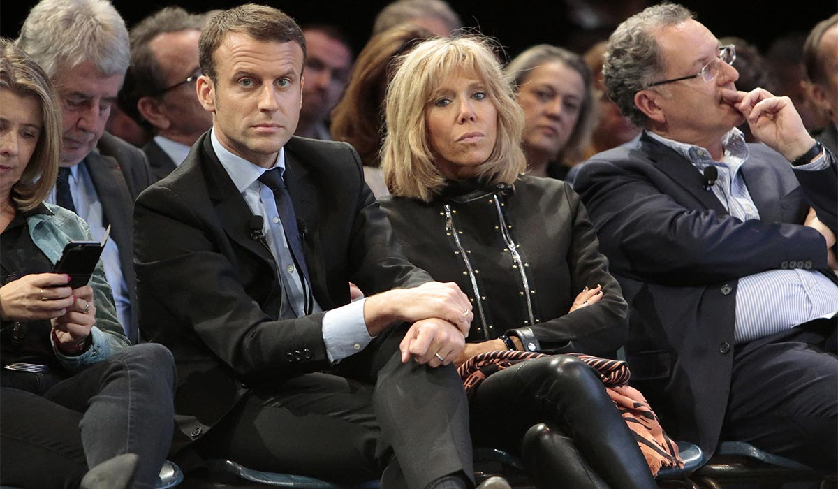 But even in foreign media marcon and his wife were mostly described in positive terms, their story seen as. OPINION: Is Macron Right To Call The Media 'Misogynistic'