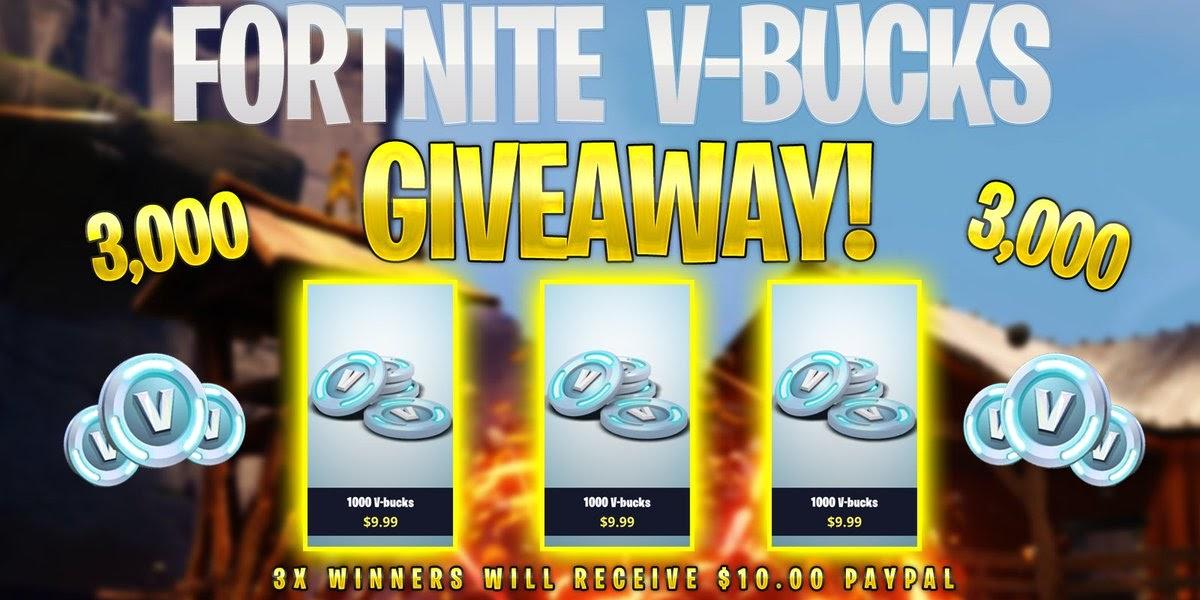 Fortnite 5000 V Bucks Other Gift Cards Gameflip