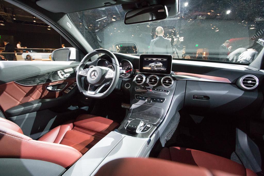 2015 Mercedes C-Class C400-4 - egmCarTech