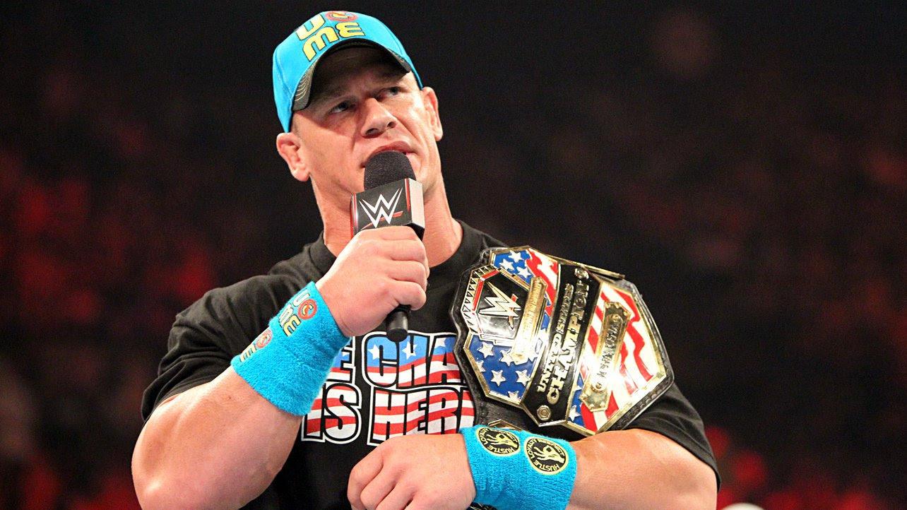 John Cena zgarnie pas Stanów Zjednoczonych po powrocie?
