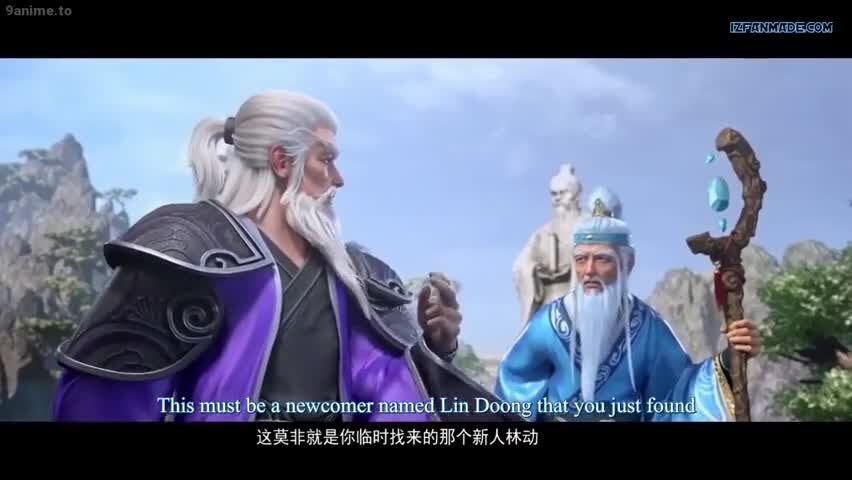 Wu Dong Qian Kun (Martial Universe) 2nd Season PV 2 - YouTube
