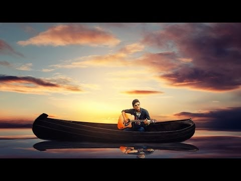 Sunrise Photoshop manipulation effect