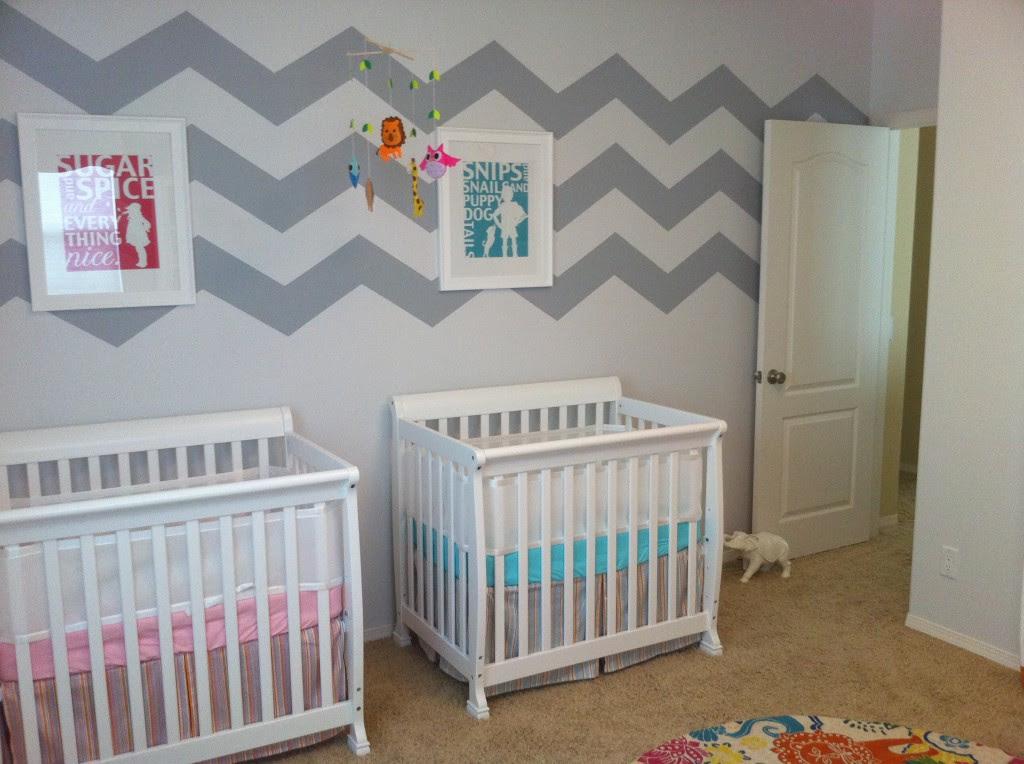 Boy And Girl Nursery Ideas Baby Interior Design