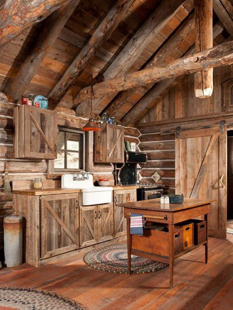 9 Cabin Interior Ideas | Woodz