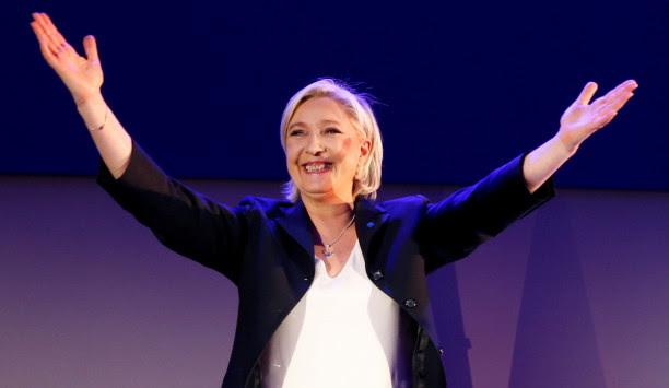 Γαλλία - Εκλογές: `Αποχωρεί` η Λε Πεν από την προεδρία του Εθνικού Μετώπου
