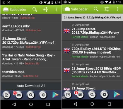 aplikasi untuk download subtitle di android