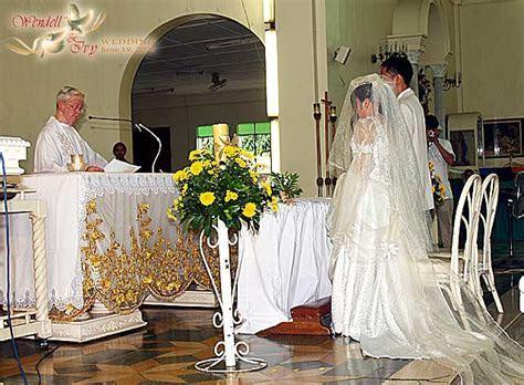 Wedding Ceremony, Rites and Liturgy   Wendell & Ivy Wedding