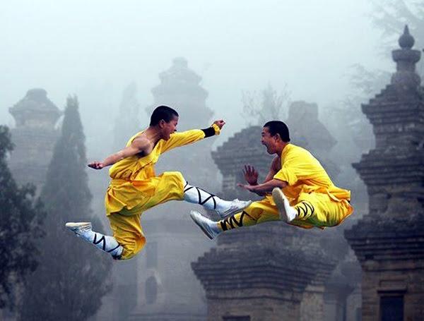 Shaolin monk Martial Art Demonstrations (8)
