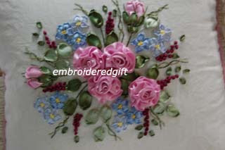 Embroidery Ribbons Designs