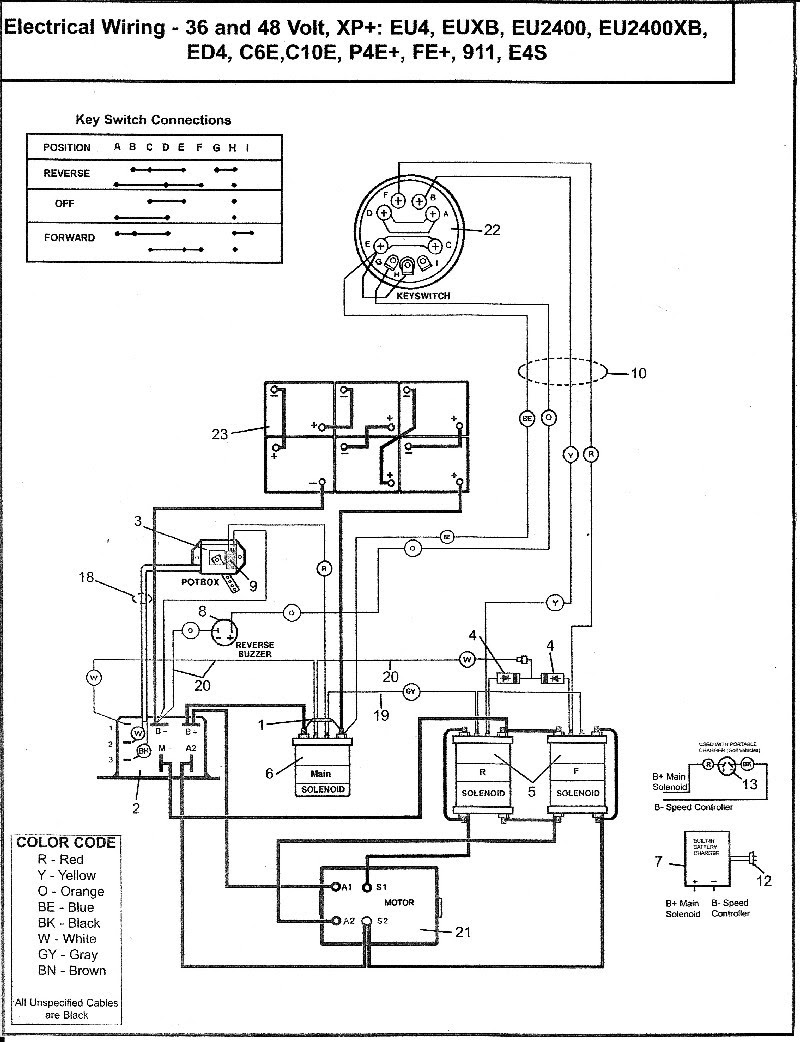 Ezgo Marathon Battery Wiring Diagram Wiring Diagram Ultimate1 Ultimate1 Musikami It