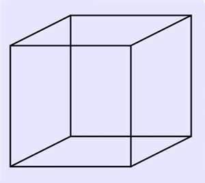 Κύβος Necker 1