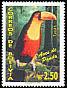 Green-billed Toucan Ramphastos dicolorus