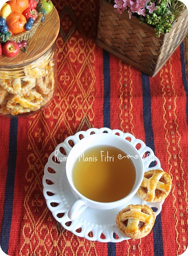 Nastar // Pineapple Tart by Fitri D. // Rumah Manis