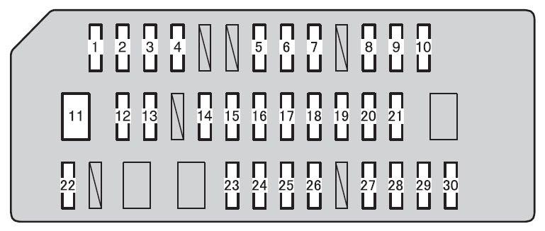 Diagram 2005 Toyota 4runner Fuse Diagram Full Version Hd Quality Fuse Diagram Wiringdiagramk Queidue It