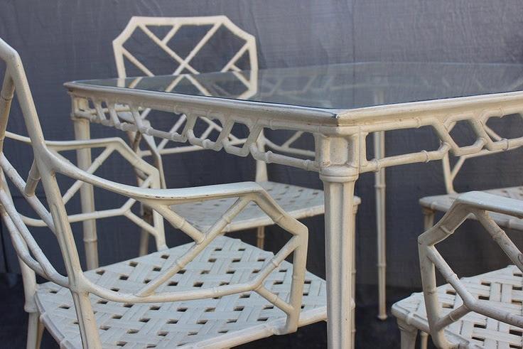 Mid Century Modern Patio Furniture by Brown Jordan: Iconic  | bamb…