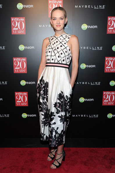 Jess Weixler - InStyle Hosts 20th Anniversary Party