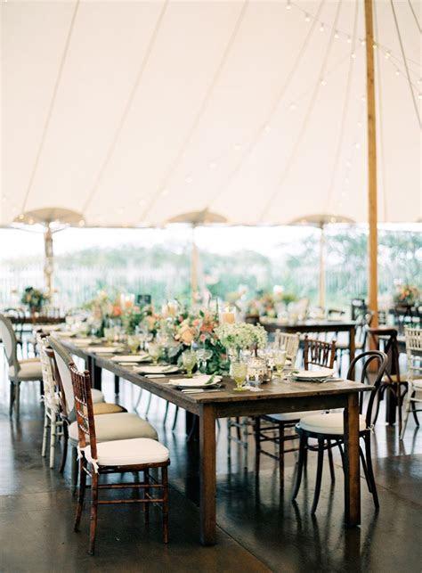 Romantic & Natural Cape Cod Wedding   Tented Events   Cape
