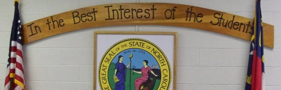 Board of Education Title Card