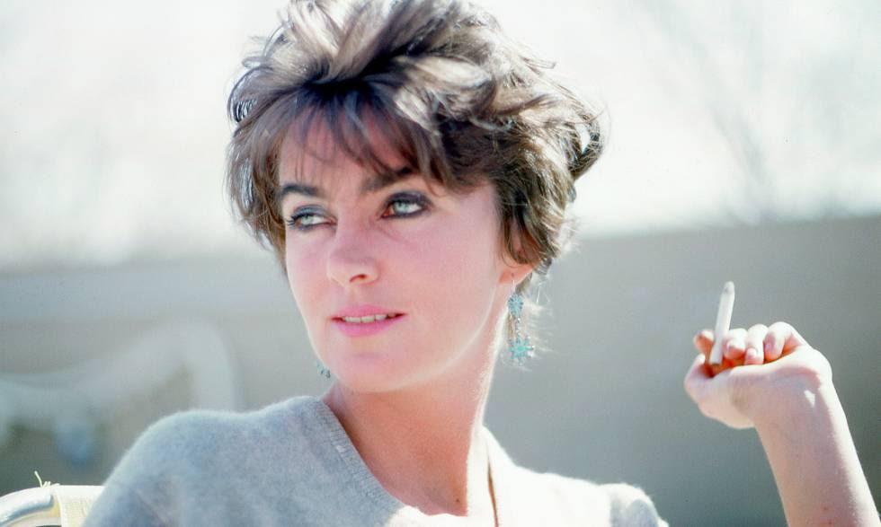 La escritora norteamericana Lucia Berlin.