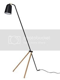 Stehlampe-Thorso