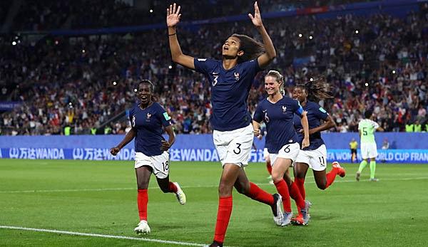 Frauen Fußball Weltmeisterschaft Finale 2021