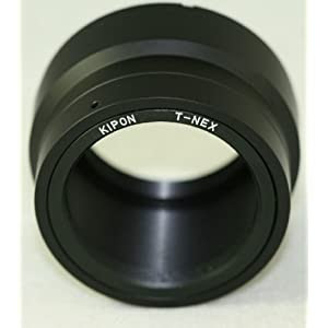 amazon sony nex mount lens adapter
