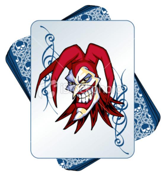 Gambar Joker Vector Png Gambar Joker