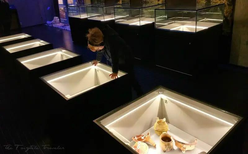 The Little Fairytale Traveler, Avaldsnes Haugesund, Viking sites