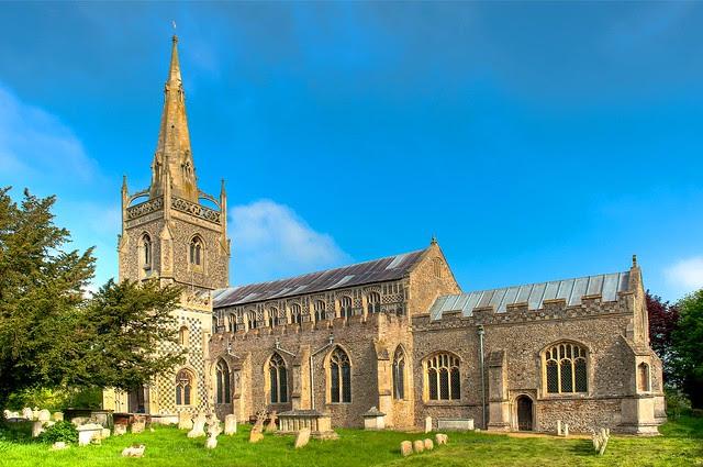 St Marys, Woolpit, Suffolk