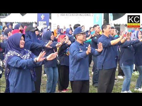 Dinkes Cianjur Peringati Hari Kesehatan Nasional