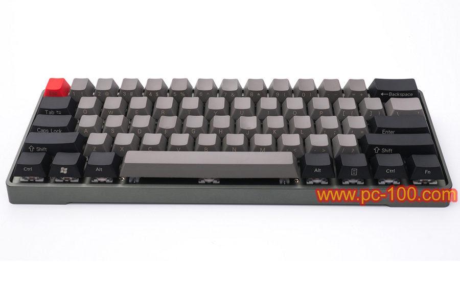 Gh60 Custom Programmable Mechanical Keyboard Poker Layout 61 Keys Custom Best Rgb Backlit Programmable Mechanical Keyboard China
