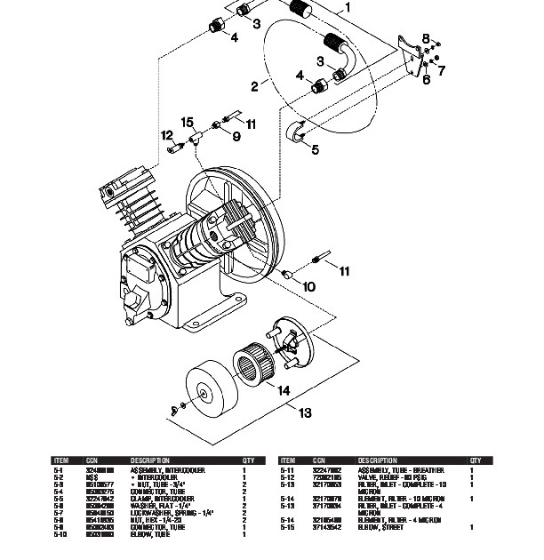 Wiring Diagram Database  Ingersoll Rand Air Compressor