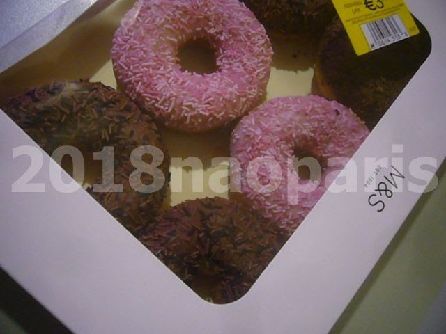 【PARIS】【M&S】【スイーツ】Cookieクッキー、Donutドーナッツ
