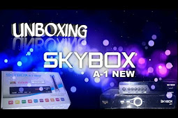 Unboxing SKYBOX A1 NEW AVS+