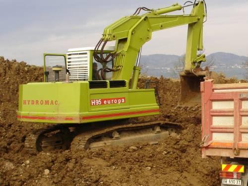 Miniescavatore escavatori piemonte for Subito offerte di lavoro torino
