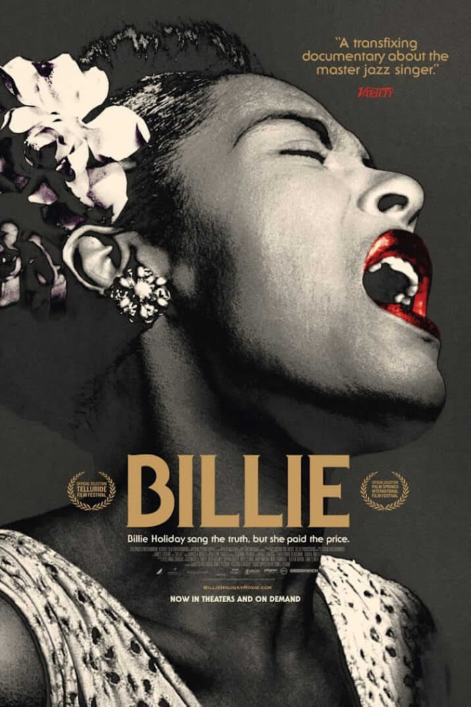'BILLIE' – A New Documentary Film About the Life and Genius of Billie Holiday