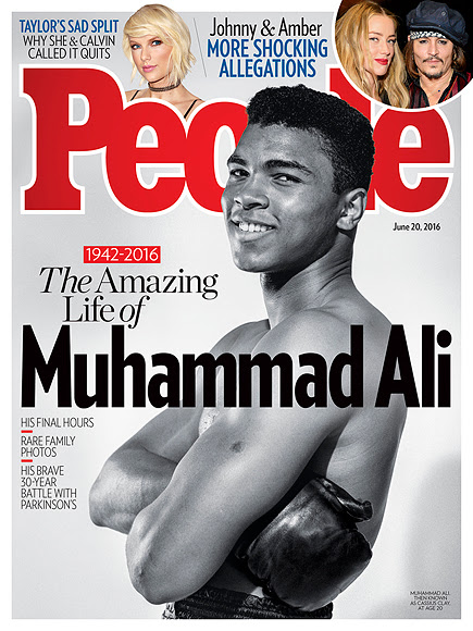 Inside Muhammad Ali's Family's Painful Goodbye – and the 'Final Bell' That Lightened the Moment: 'Dad Did That'| Death, Muhammad Ali Cover, Muhammad Ali