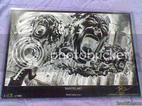 7th philippine komikon 2011 - tese print santelmo