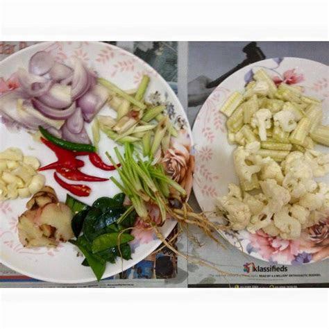 resipi tomyam ayam sedap persis hidangan kedai thailand
