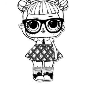 lol doll coloring pages at getcolorings  free
