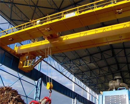 Overhead Bridge Crane Factory