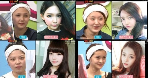 Ulzzang Makeup Before And After [Update Sept 2013] Ulz...