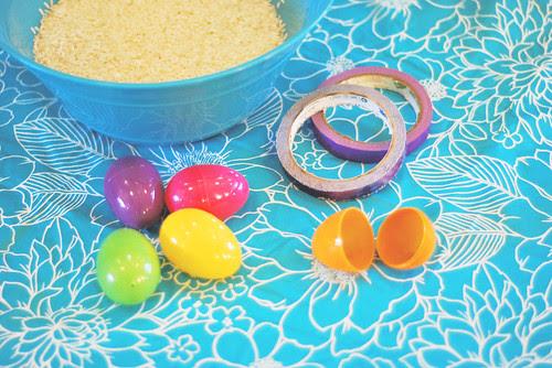 hosanna shaker eggs
