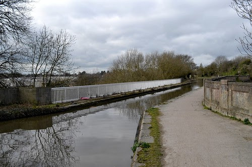 Avon Aqueduct, Grand Union Canal, Warwick