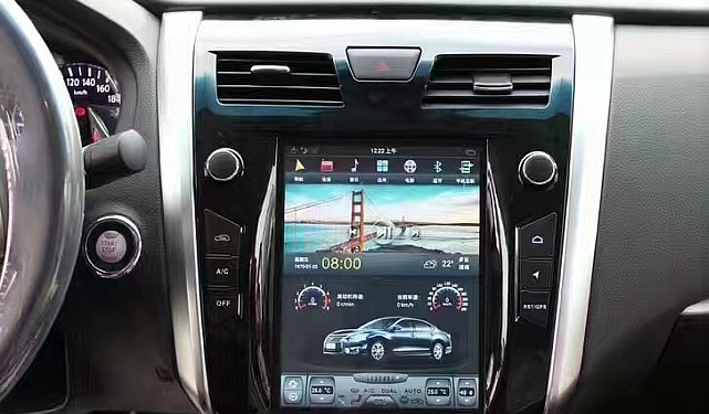 Touch Screen Radio For Nissan Altima 2016