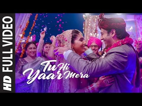 Tu Hi Yaar Mera Lyrics - Pati Patni Aur Woh | Rochak,Arijit S,Neha K