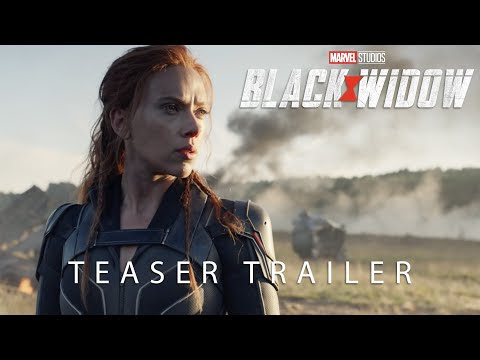 Marvel Shares First 'Black Widow' Trailer