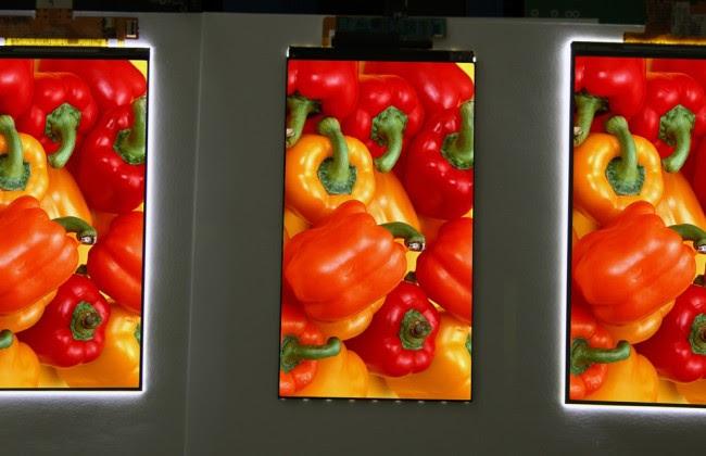 LG apresenta novo display com as bordas mais finas do mundo