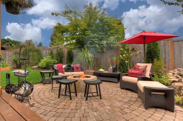 Patio Design Ideas for Small Backyards