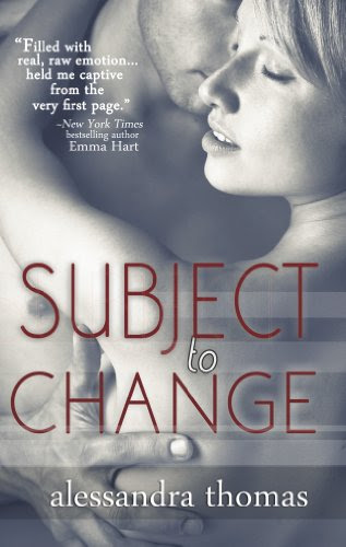 Subject to Change (Picturing Perfect) by Alessandra Thomas